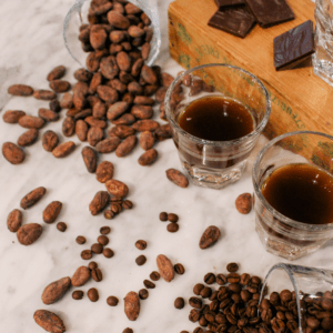 Coffee and Chocolate Pairing Class